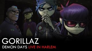 Gorillaz: Live in Harlem (New York, 2006)