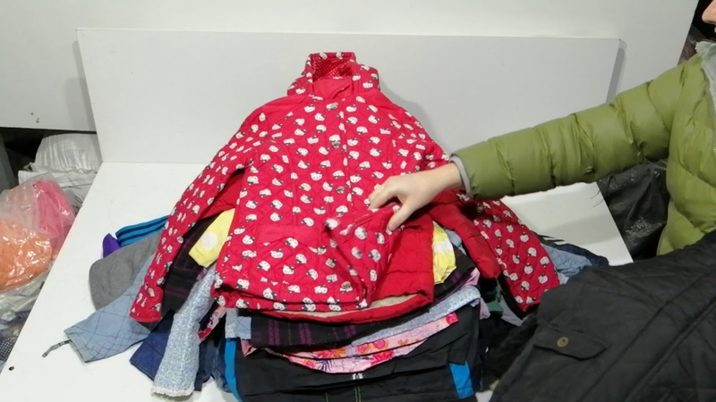 CH PUFFA Детские куртки