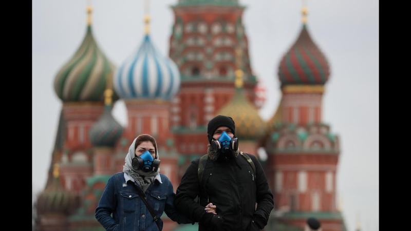 Почему так МАЛО смертей Запад пытается ОЧЕРНИТЬ Россию в сокрытии ЖЕРТВ коронавируса