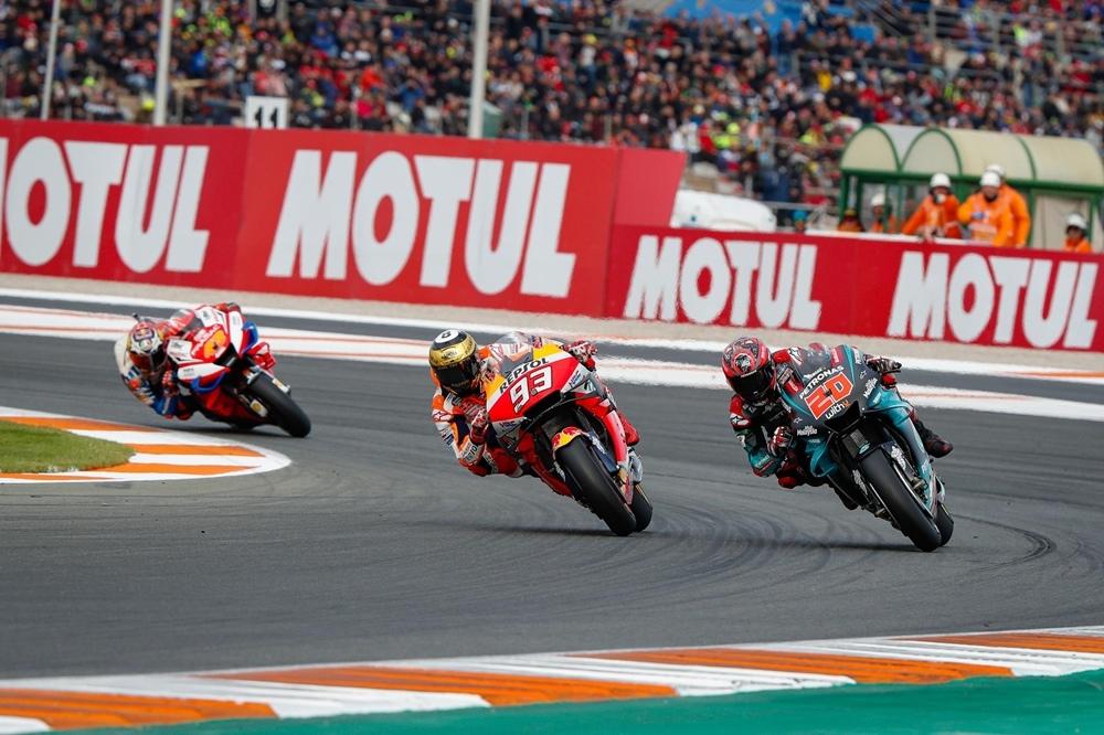 Фотографии Гран При Валенсии 2019