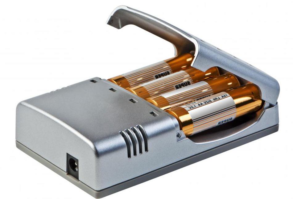 Щелочные батареи используют формулу цинк-марганец.
