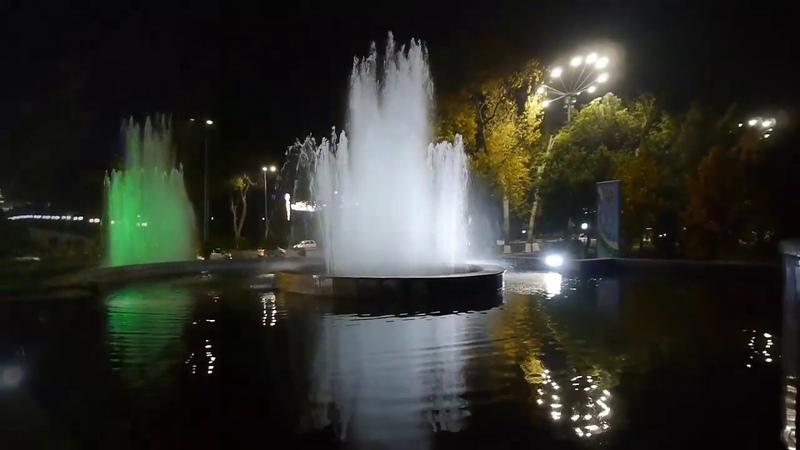 Ташкент Узбекистан Вечер в ритме танго 2 Tashkent Uzbekistan