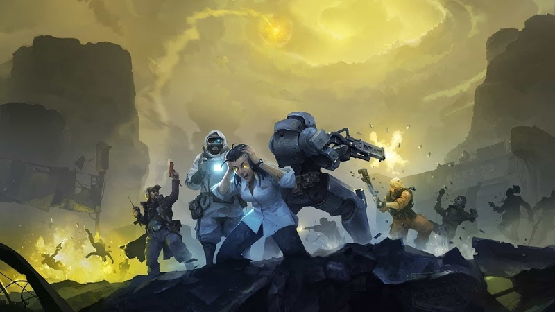 Encased: A Sci-Fi Post-Apocalyptic RPG [4] RUS - 2019