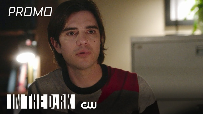 In The Dark Season 2 Episode 7 The Straw That Broke The Camel's Back Promo The CW