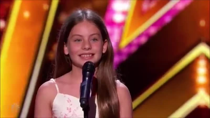 Emanne Beasha Jay Leno STUNNED By 10-Year-Old Slams His GOLDEN BUZZER America