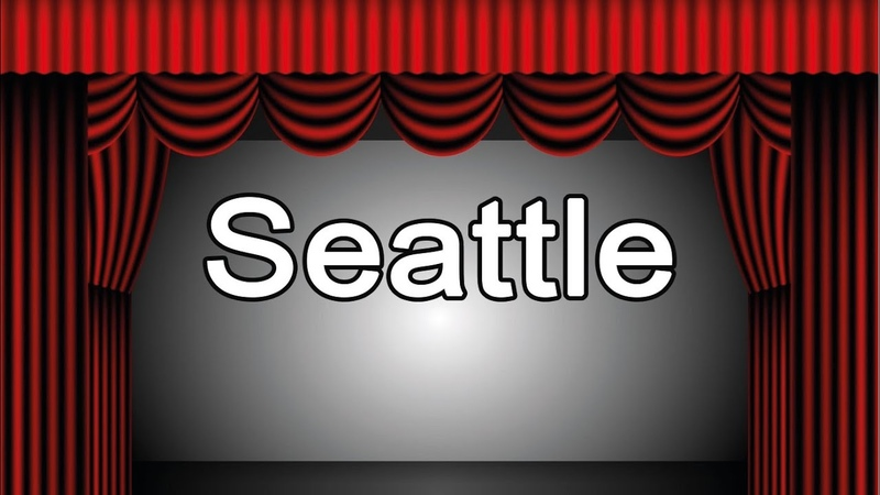 Seattle - The show must go on