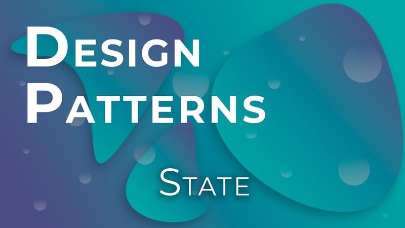 JavaScript Design Patterns 22 - State (Состояние)