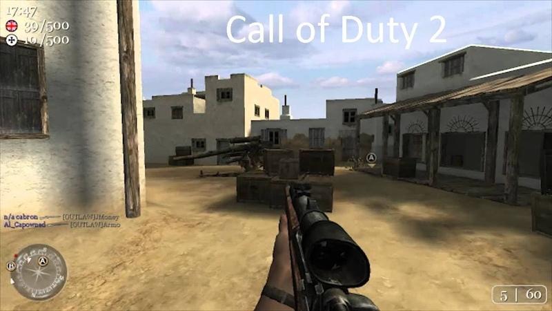 Игра Call of Duty 2 прохождение часть 3