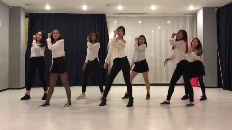Jenni solo cover dance от SYZYGY