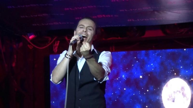 Nuno Resende S6 Never enough Concert a Moscou 06 03 2020
