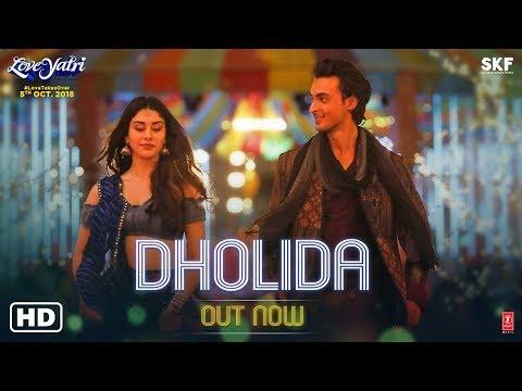 Dholida Video LOVEYATRI Aayush Sharma Warina H Neha Kakkar Udit N Palak M Raja H Tanishk B