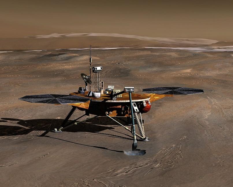 Марс — с небес на землю., изображение №5