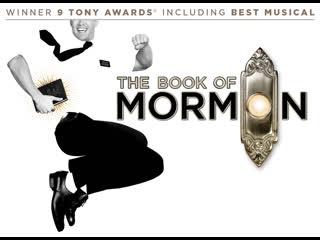 Book Of Mormon Broadway RUS SUB