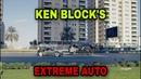 Ken Block s extreme auto Dubai Ford Fiesta
