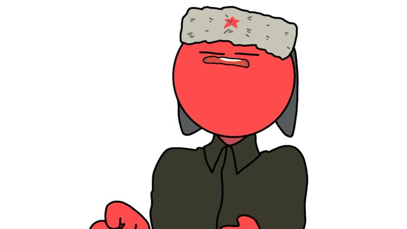 USSR's Fractions Countryhumans