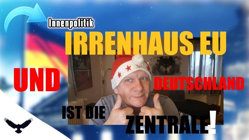 Ich werde IRRE! Korruption in der EU - Fachidioten in Berlin!
