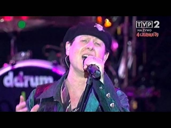 Scorpions - Live in Gdansk, Poland - 2009