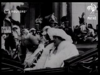 Wedding of Prince Carol of Romania and Princess Helen of Greece (1921)
