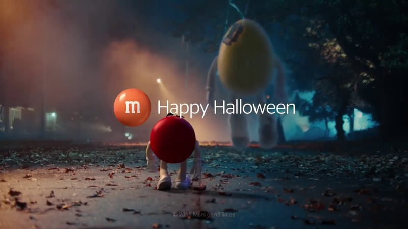 MM'S Halloween – Ghosted ( HD )