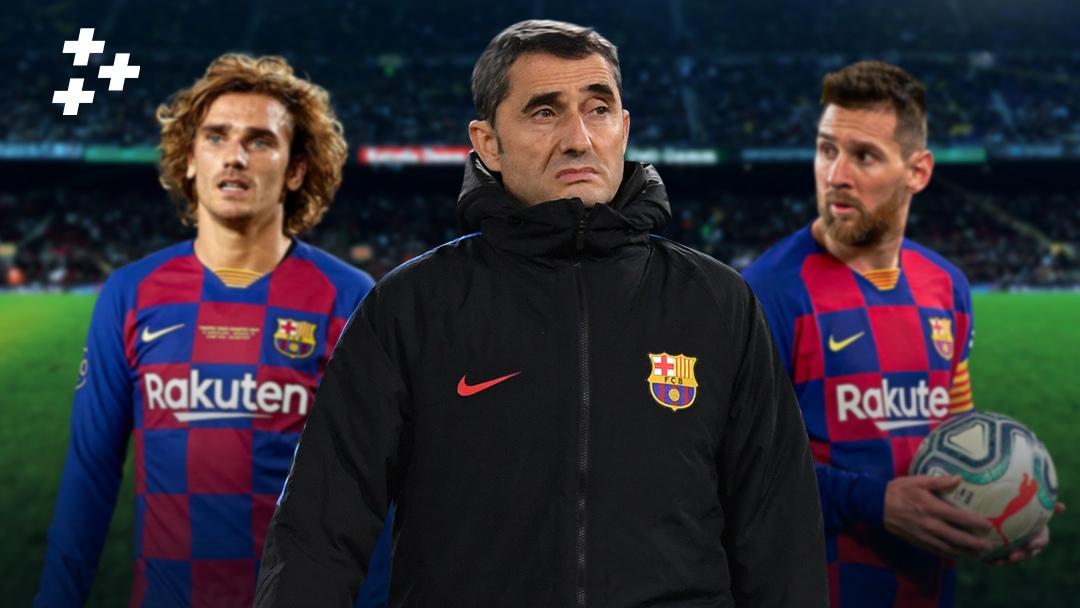 """Вальверде похоронил ДНК """"Барселоны"""". Стилистического провала фанаты не простят"""