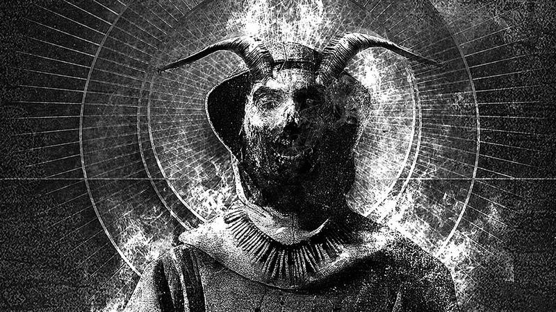 Black Altar Kirkebrann Deus Inversus Full Split