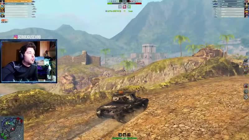 WoT Blitz Стань танком НЕВИДИМКОЙ ● Многие игроки не помнят главное правило WoT WoTB