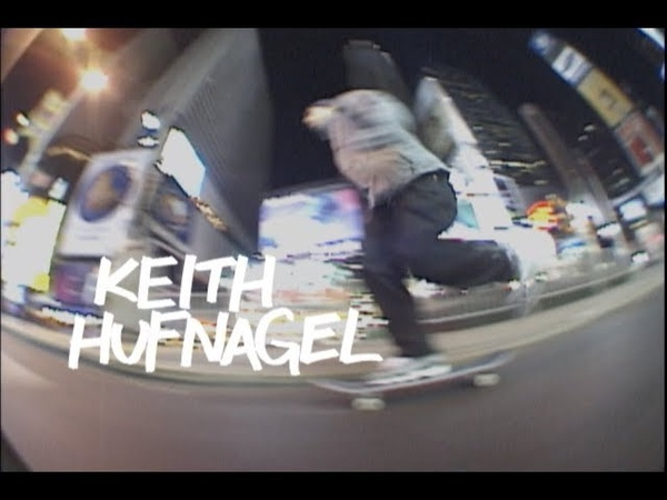 Keith Hufnagel REAL To Reel 01