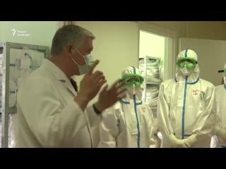 Последняя информация о коронавирусе в мире