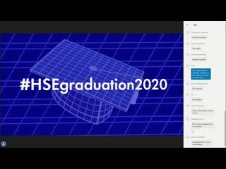HSE Graduation 2020 Нижний Новгород