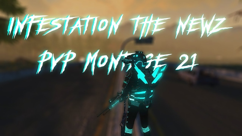 Infestation The NewZ PVP MONTAGE 21