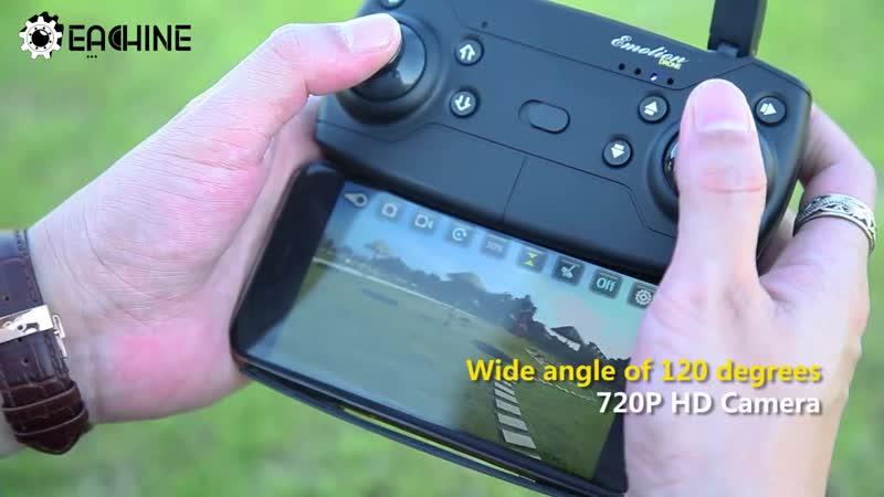 Nibiru E58 WIFI FPV with Wide Angle HD Camera High Hold Mode Folding Hand Crank Quadcopter Drone RTF VS Visuo XS809HW JJRC H37