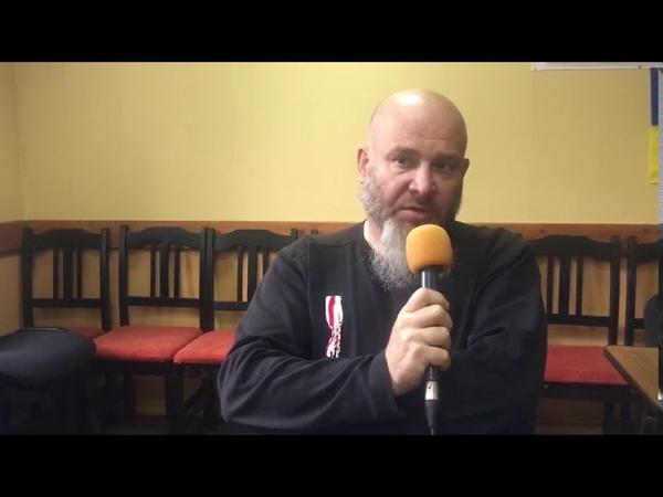 Александр Алмаев о содержании в ИВС