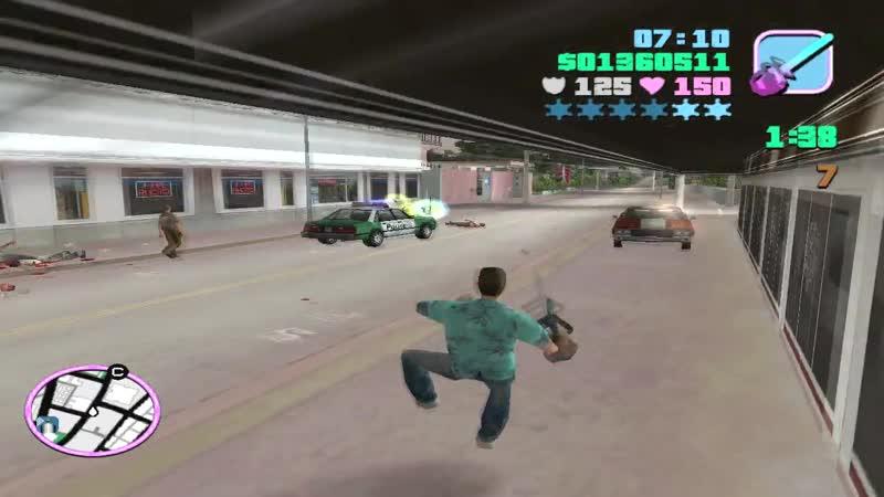 GTA Vice City Жажда смерти 26