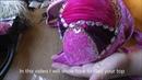 Костюм для восточных танцев. How to sew a bellydance costume. Part 3.