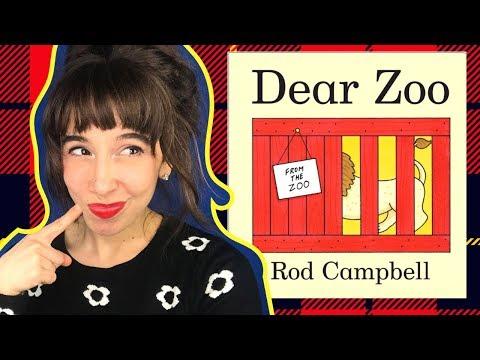 Dear Zoo Interactive Lift the Flap Read Aloud Story