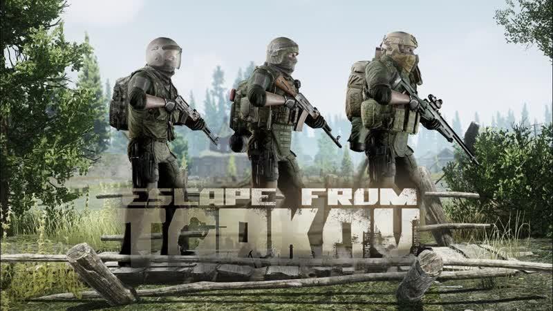 Escape from Tarkov RUS ENG 18 По квестам