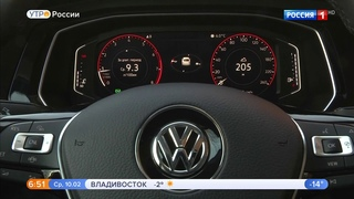 Volkswagen Jetta.Видео обзор.Тест драйв.