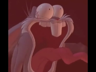 Bugs Bunny (SCREAMING) (Meme)