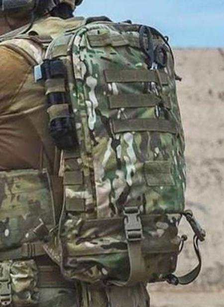 TSSI M-9 Assault Medical Backpack