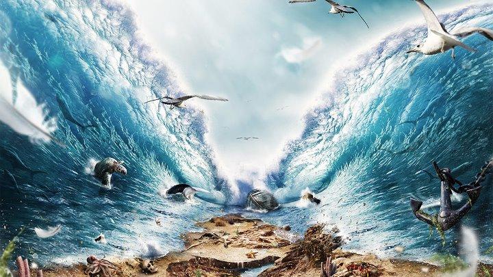 Чудеса моря в 3D 2017