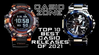 Top 10 Best Casio releases for 2021