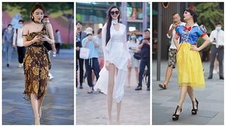 Mejores Street Fashion Tik Tok   Thời Trang Đường Phố Trung Quốc #10