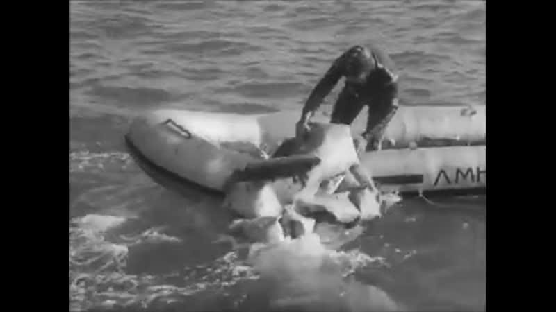 Подводный дом Спрут 1968г Александр Королёв