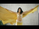 Elena Sazonova . Quest of the Oracle. Oriental dance with wings. Belly Dance