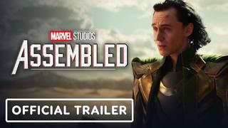 Marvel Studios' Assembled: The Making of Loki - Official Trailer (2021) Tom Hiddleston