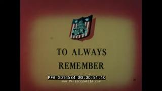 """ STAR SPANGLED CITY "" WASHINGTON D.C. TRAVELOGUE 1965 AMERICA! TV SHOW EPISODE  PART 2 XD14584"