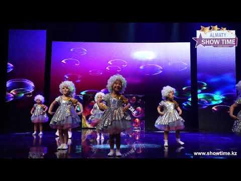 Школа танца GLORY | Веснушки - Мыльная фантазия | Танцевальный конкурс Show Time 2019 - зима
