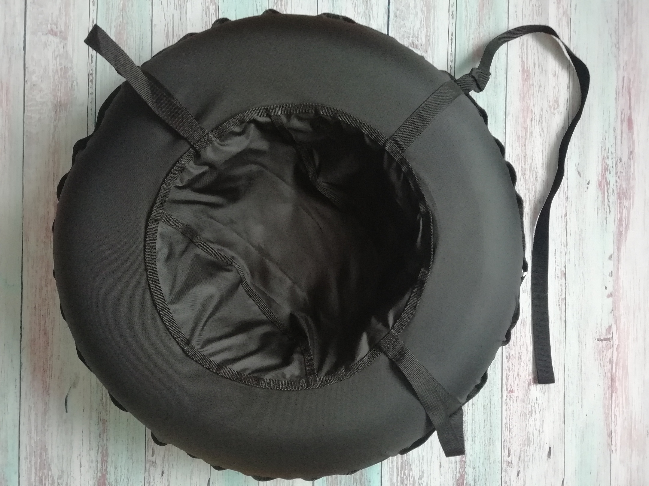 Купить надувные санки ватрушку тюбинг сноутьюб подушку плюшку для катания Самара