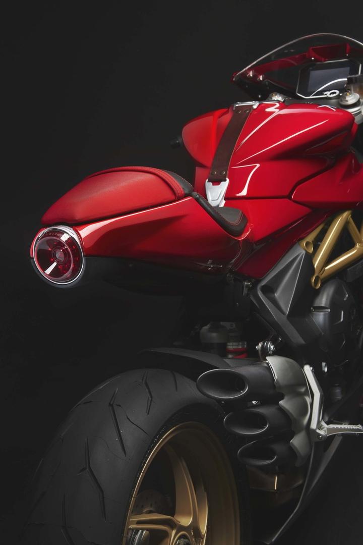 Фотосет MV Agusta Superveloce 800