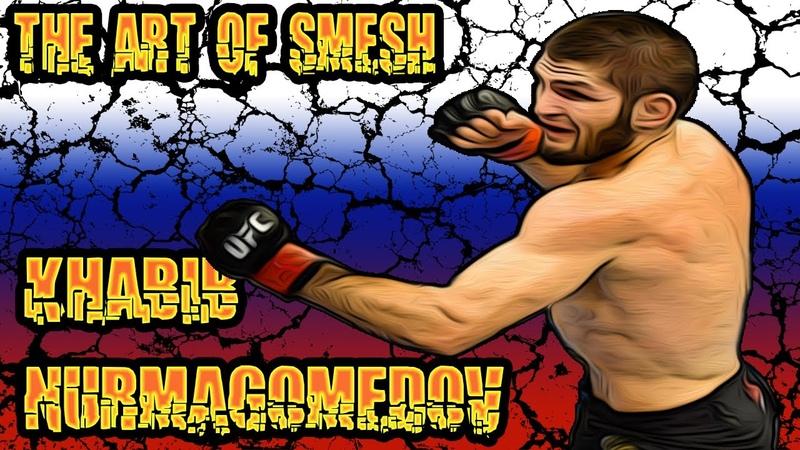 Khabib The Eagle Nurmagomedov All UFC MMA Fight Highlights 2020 The Art of Smesh and Mauling